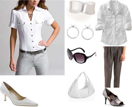 Summer Cute Outfits for Monday  | My Vogue Trendy, Cute Outfits, Women Summer 2010 Clothing Reviews