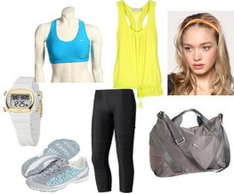Asos, Nike, adidas by Stella McCartney, adidas by Stella McCartney