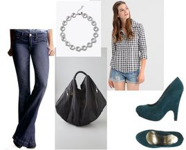 Alloy, L.A.M.B., White House, Forever 21, Gap