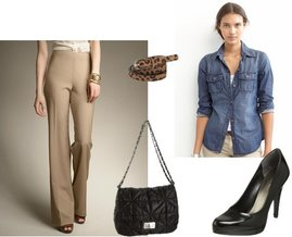Urban Outfitters, Nine West, Big Buddha, Banana Republic