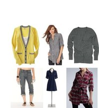Charlotte Russe, Old Navy, Old Navy, Alloy