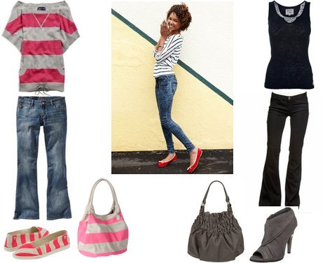 Cute Outfits on a Casual Friday  | My Vogue Trendy, Cute Outfits, Women Summer 2010 Clothing Reviews