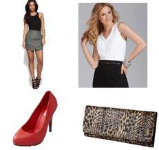 Merona, Charlotte Russe, Style&co., Vero Moda