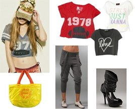 Kitson, Topshop, Love Hearts, Juicy Couture