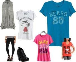 Freeze, Delia's, Forever 21, Ash, Topshop