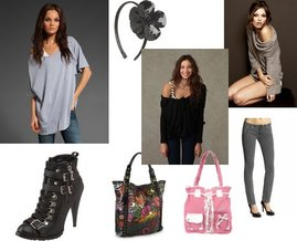 Wet Seal, Betseyville by Betsey Johnson, Playboy