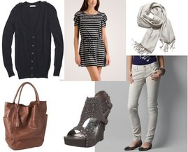Anne Klein, Gap, Not Rated, Delia's, Forever 21