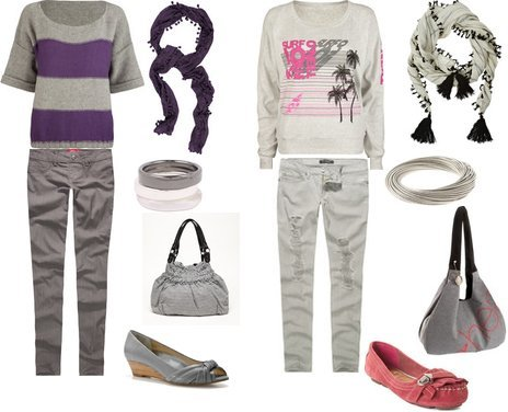 Cute Outfits for the Weekend – be Casual or Go Wild | My Vogue Trendy, Cute Outfits, Women Fall 2010 Clothing Reviews