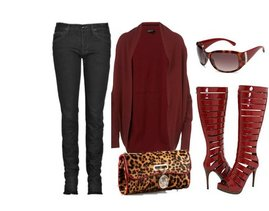 Marc by Marc Jacobs, Topshop, Rick Owens, Christian Louboutin