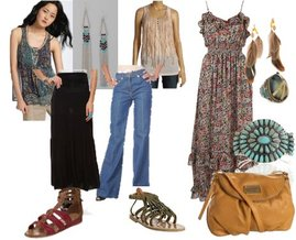 Ella Moss, Lucky Brand, Urban Outfitters, Lucky Brand