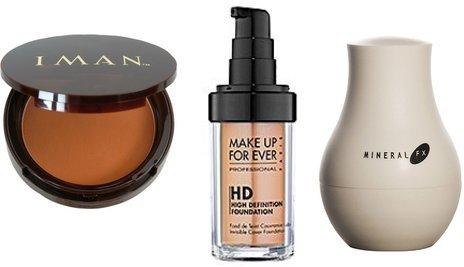 Make Up For Ever, Iman