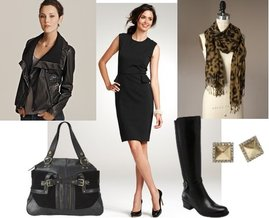 Nine West, Naturalizer, The Limited, GUESS