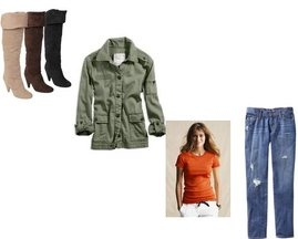 Old Navy, Lands' End Canvas, American Eagle