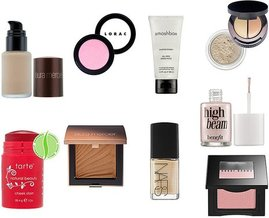 Bobbi Brown, Laura Mercier, NARS, Laura Mercier