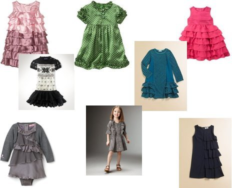 Gap, Splendid Littles, Moschino, Juicy Couture Kids