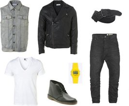All Saints, Timex, Clarks, All Saints, Topman
