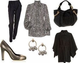 Banana Republic, Theory, D&G, Juicy Couture
