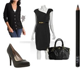 Single Dress, Coach, NARS, Steve Madden