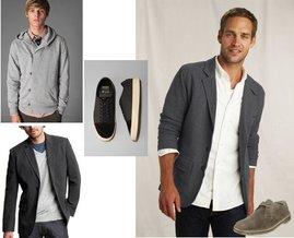 Gap, Steven Alan, Urban Outfitters, Clarks