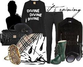 Dolce & Gabbana, George, DKNY, Burberry, See by Chloe