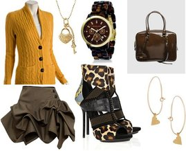 Michael Kors, Dogeared, Sydney Evan, Moschino
