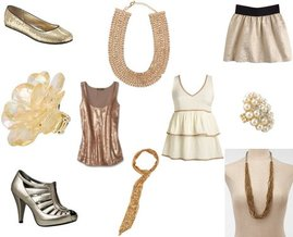 Mossimo, Forever 21, Delia's, Charlotte Russe