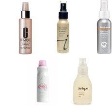 Jurlique, Evian, MD Skincare, Jane Iredale