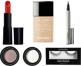 by Terry, Chanel, Sephora, Lafayette, Lafayette
