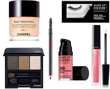 black'Up, Shiseido, Chanel, Make Up For Ever