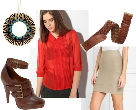 House Of Harlow, Madewell, BCBG MAX AZRIA