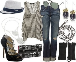 Ray-Ban, Plein Sud Jeans, Topshop, Metal Mulisha