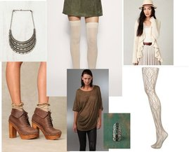 Free People, Athena, Elizabeth and James, Gipsy