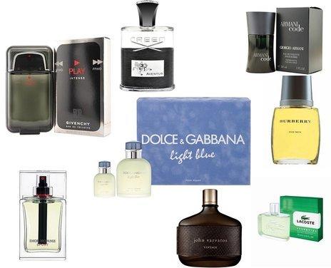 Dolce & Gabbana, Dior Homme, Armani, Givenchy