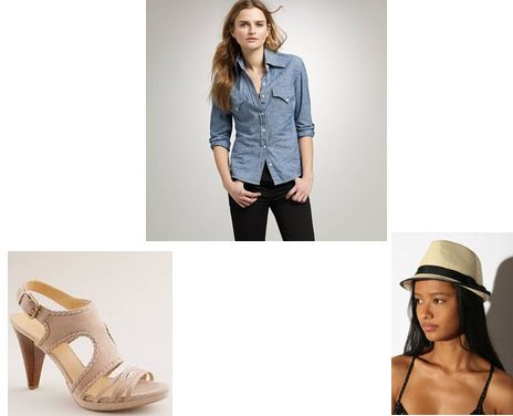 Urban Outfitters, J.Crew, Jean Shop