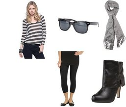 Alloy, Madden-Girl, Forever 21, Wet Seal, Forever 21