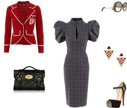 House Of Harlow, Christian Louboutin, Mulberry