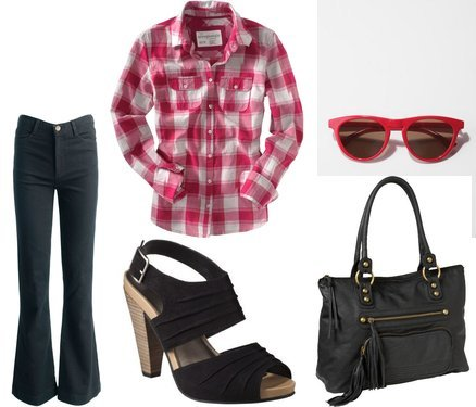 Urban Outfitters, Mossimo, Old Navy, Aeropostale
