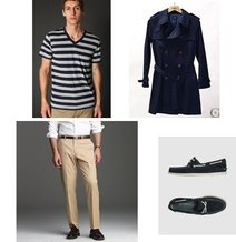 J.Crew, BDG, Sperry