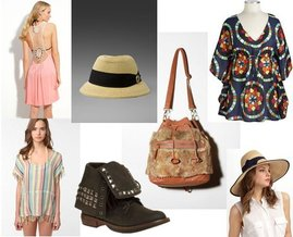 LOLA Cosmetics, Billabong, Old Navy, Urban Outfitters