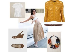Skins, Anthropologie, CAFe'NOIR, Topshop, J.Crew