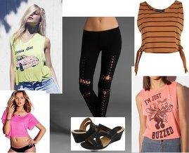 Urban Outfitters, Softspots, Topshop, Victoria's Secret