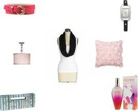 Bed Bath & Beyond, Nine West, Topshop, Escada