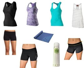 Nation Ltd., Fila, Nike, Gaiam, Gaiam