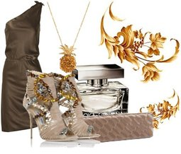 Dolce & Gabbana, Jimmy Choo, Kate Spade, Halston
