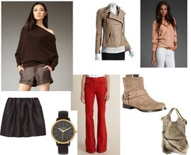 MICHAEL Michael Kors, Rosegold, Tibi, Equipment