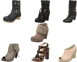 Enzo Angiolini, Joie, Faryl Robin, Lucky Brand