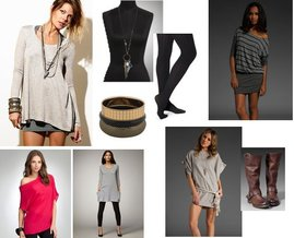 Forever 21, The Limited, Frye, Express, Bebe