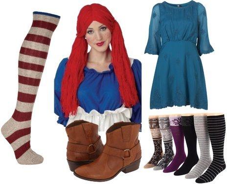 Naot Footwear, Kork-Ease, Topshop, California Costumes