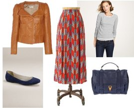 Lands' End Canvas, Proenza Schouler, J.Crew
