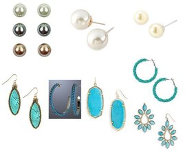 Kendra Scott, Old Navy, A.V. Max, Carol Dauplaise